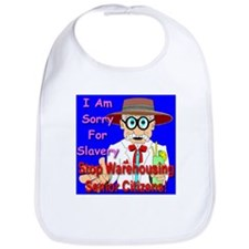I Am Sorry For Slavery Bib