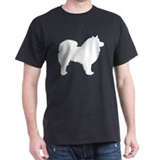 american eskimo wh.png T-Shirt