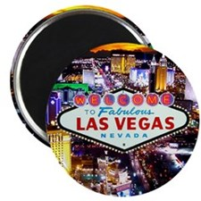 Las Vegas Strip South Magnet