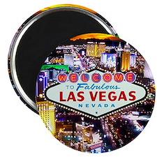 Las Vegas Strip South Magnet