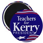 Teachers for Kerry Magnet