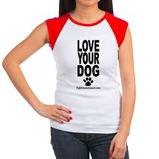 LoveYourDog_FCC.jpg T-Shirt
