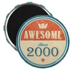 Awesome Since 2000 Magnet