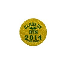Class Of 2014 RN Mini Button
