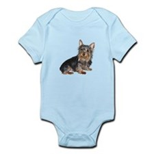 Silky Terrier (gp2) Infant Bodysuit