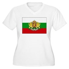 f1298_bulgaria.PNG Plus Size T-Shirt