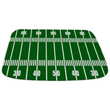 Football Field Bathmat
