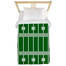 Football Field Twin Duvet