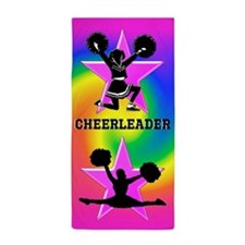 Cheerlead Love Beach Towel
