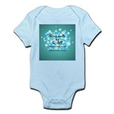 Funny Infection control Infant Bodysuit
