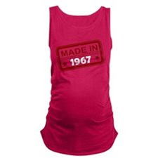 Stamped Made In 1967 Maternity Tank Top