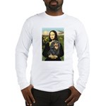 Mona's Cavalier (BT) Long Sleeve T-Shirt