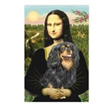Mona's Cavalier (BT) Postcards (Package of 8)