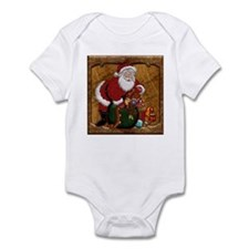 Harvest Moons Santa's Bag Body Suit