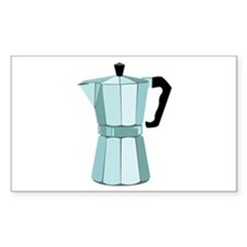 COFFEE MAKER Decal