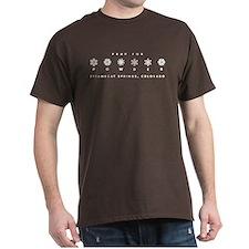 Ski Steamboat Springs, Colorado T-Shirt