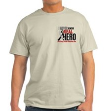 Carcinoid Cancer Real Hero 2 T-Shirt