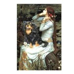 Ophelia & Cavalier (BT) Postcards (Package of 8)