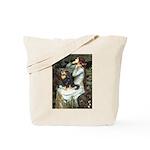 Ophelia & Cavalier (BT) Tote Bag