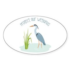 Protect Our Wetlands Decal