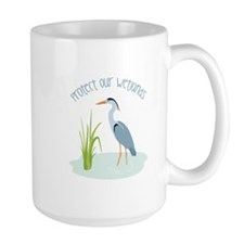 Protect Our Wetlands Mugs