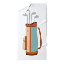 Golf Bag Beach Towel