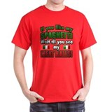 Funny Spaghetti and Meatballs  T-Shirt