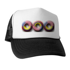 USA - Colombia Trucker Hat