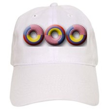 USA - Colombia Baseball Cap