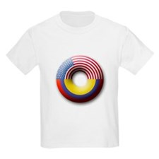 USA - Colombia T-Shirt
