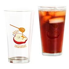 ROSH HASHANAH Drinking Glass