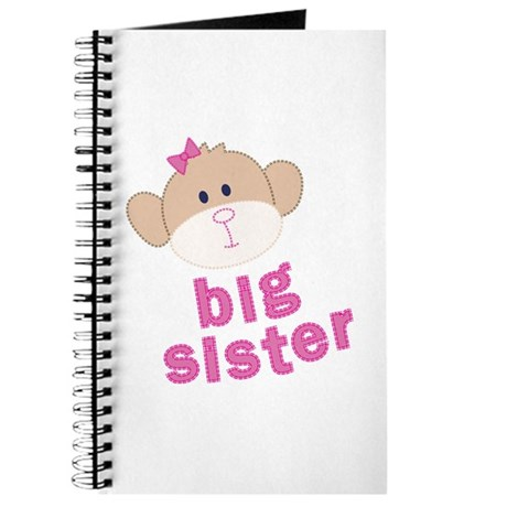 big sister monkey Journal