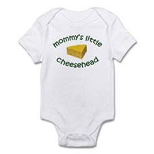 Mommy's Cheesehead Onesie