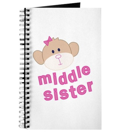 middle sister monkey Journal