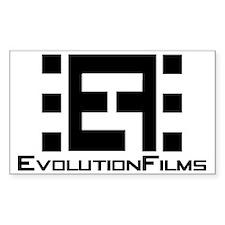 Evolution Films  Decal