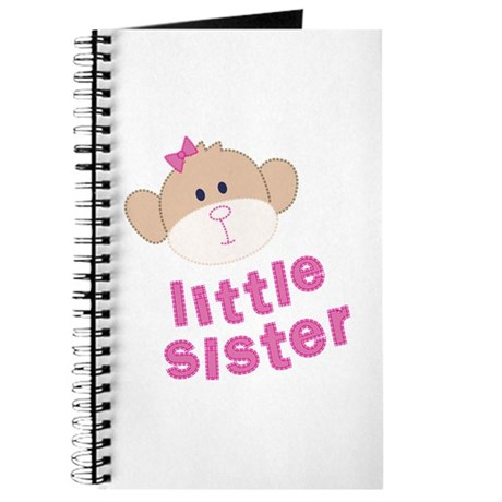 little sister monkey Journal