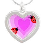 Ladybug Love Necklaces