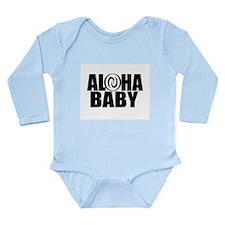 Aloha Baby Body Suit