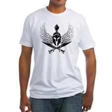 Wings of glory Black T-Shirt