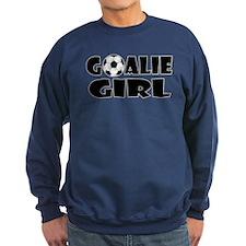 Goalie Girl - Soccer Sweatshirt