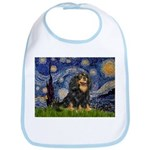 Starry Night Cavalier Bib