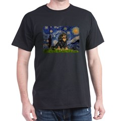 Starry Night Cavalier Dark T-Shirt