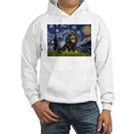 Starry Night Cavalier Hooded Sweatshirt