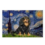 Starry Night Cavalier Postcards (Package of 8)
