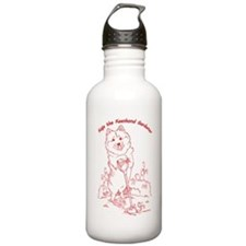 Suncoast Keeshond Rescue Water Bottle