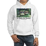 New Orleans Streetcar Hooded Sweatshirt