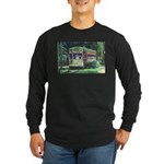 New Orleans Streetcar Long Sleeve Dark T-Shirt