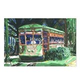 New Orleans Streetcar Postcards (Package of 8)