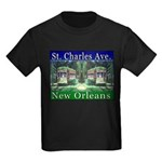 New Orleans Streetcar Kids Dark T-Shirt