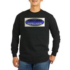 Pennsylvania Pipeliner Long Sleeve T-Shirt